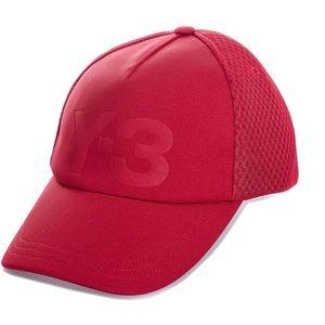 Y3 Trucker cap 🧢 NWT